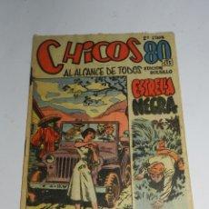 Tebeos: CHICOS 2ª ETAPA Nº 7 CUTO DE BLASCO Y AVENTURA POR BORNÉ, TAL Y COMO SE VE EN LAS FOTOGRAFIAS PUESTA. Lote 52855001