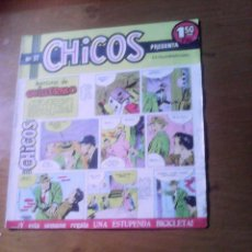 Tebeos: CHICOS . 1955 . Nº 37. Lote 59036345