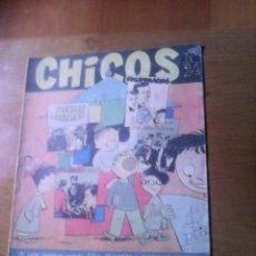 Tebeos: CHICOS . 1955 . Nº 24. Lote 59036445
