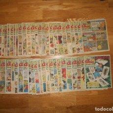 Tebeos: LOTE DE 47 TEBEOS COMICS MIS CHICAS AÑOS 40 50 CONSUELO GIL AÑOS. Lote 81681544