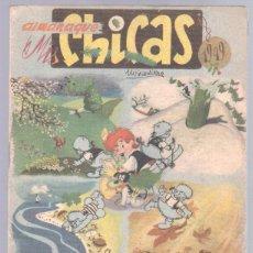 Tebeos: ALMANAQUE MIS CHICAS ORIGINAL PARA 1949 , MUY BUENA CONSERVACION. Lote 85466480