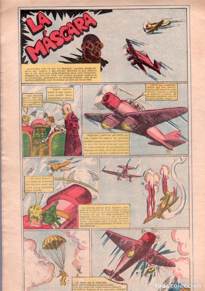 Tebeos: FLECHA ORIGINAL Nº 79 - JULIO 1938 - MUY BUENA CONSERVACION - Foto 2 - 89612500