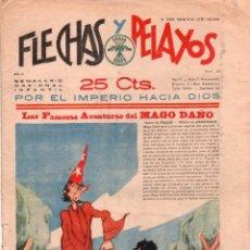 Tebeos: FLECHAS Y PELAYOS Nº 22 ORIGINAL 1939 - . Lote 89612692