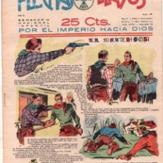 Tebeos: FLECHAS Y PELAYOS Nº 46 - OCTUBRE 1939 - MUY BUENA CONSERVACION. Lote 89612788