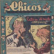 Tebeos: COMIC COLECCION CHICOS Nº 498. Lote 94366126