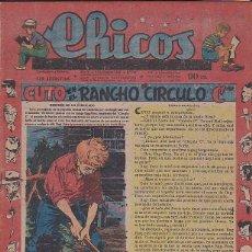 Tebeos: COMIC COLECCION CHICOS Nº 502. Lote 94366230