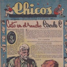Tebeos: COMIC COLECCION CHICOS Nº 506. Lote 94366506