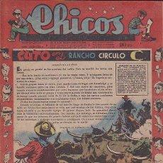 Tebeos: COMIC COLECCION CHICOS Nº 508. Lote 95821946