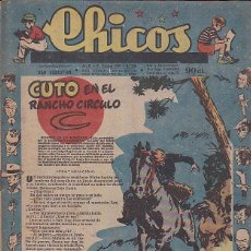 Tebeos: COMIC COLECCION CHICOS Nº 509. Lote 95821980