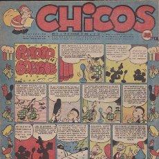 Tebeos: COMIC COLECCION CHICOS Nº 517. Lote 94367490