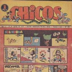 Tebeos: COMIC COLECCION CHICOS Nº 520. Lote 94367582
