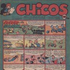 Tebeos: COMIC COLECCION CHICOS Nº 530. Lote 94372562