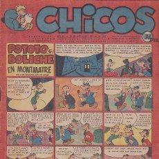 Tebeos: COMIC COLECCION CHCOS Nº 531. Lote 94549159