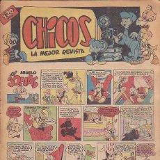 Tebeos: COMIC COLECCION CHCOS Nº 540. Lote 94549339