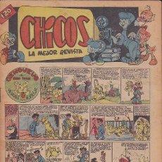 Tebeos: COMIC COLECCION CHCOS Nº 542. Lote 94549375