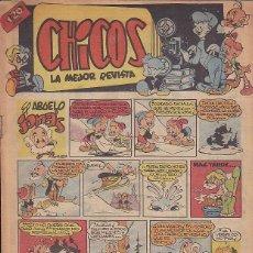 Tebeos: COMIC COLECCION CHCOS Nº 552. Lote 94549691