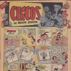 Tebeos: COMIC COLECCION CHCOS Nº 553. Lote 94549715