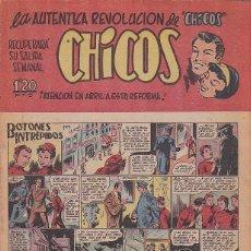 Tebeos: COMIC COLECCION CHCOS Nº 555. Lote 94549755
