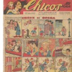 Livros de Banda Desenhada: CHICOS, Nº 246. CONSUELO GIL. 1943. (RF.MA)C/2. Lote 97508507
