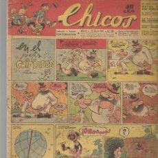 Livros de Banda Desenhada: CHICOS. Nº 295. CONSUELO GIL. 1944. (RF.MA)C/5. Lote 97553099