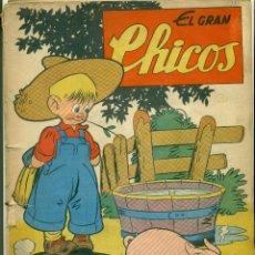 Tebeos: GRAN CHICOS Nº 15. Lote 97563939