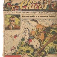 Livros de Banda Desenhada: CHICOS. Nº 306. CONSUELO GIL. 1944. (RF.MA)C/6. Lote 97572663