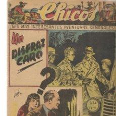 Livros de Banda Desenhada: CHICOS. Nº 308. CONSUELO GIL. 1944. (RF.MA)C/6. Lote 97572871