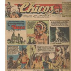 Tebeos: CHICOS. Nº 398. CONSUELO GIL. 1946. (RF.MA)C/7. Lote 97607331