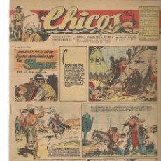 Tebeos: CHICOS. Nº 400. CONSUELO GIL. 1946. (RF.MA)C/7. Lote 97607539