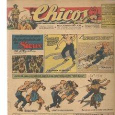 Tebeos: CHICOS. Nº 403. CONSUELO GIL. 1946. (RF.MA)C/7. Lote 97607851