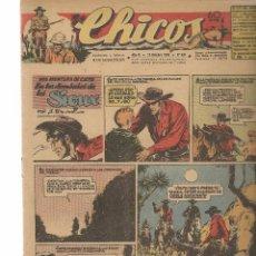 Tebeos: CHICOS. Nº 407. CONSUELO GIL. 1946. (RF.MA)C/7. Lote 97608151