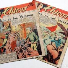 Tebeos: 2 TBOS CHICOS 1941 Nº173 & 192 - CONSUELO GIL. Lote 97712103