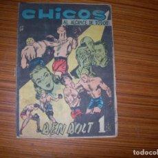 Tebeos: CHICOS Nº 45 EDITA CONSUELO GIL . Lote 98748819