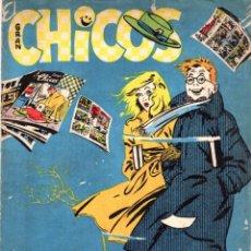 Tebeos: EL GRAN CHICOS. JUNIO 1949. Nº 40. Lote 99496055