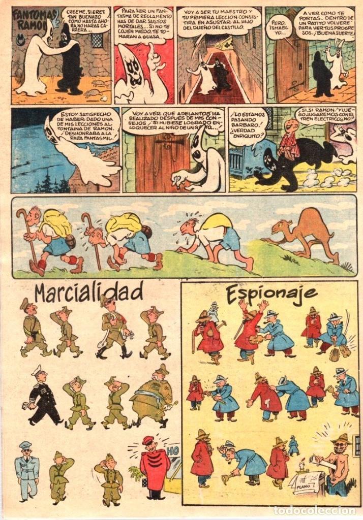 Tebeos: EL GRAN CHICOS. JUNIO 1949. Nº 40 - Foto 2 - 99496055