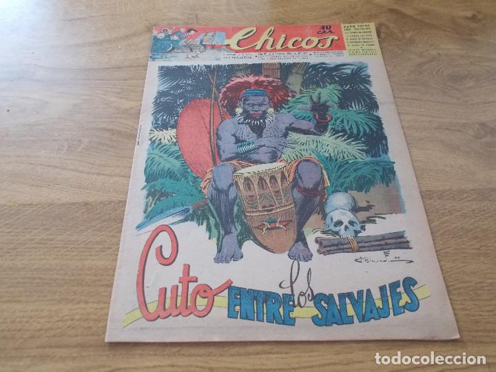 CHICOS Nº 339 (Tebeos y Comics - Consuelo Gil)