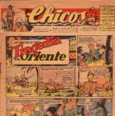 Tebeos: CHICOS. AÑO VIII. NÚMERO 350 . Lote 108021535