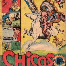 Tebeos: CHICOS. NÚMERO 15. Lote 108052367