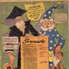 Tebeos: EL GRAN CHICOS. DICIEMBRE 1946. Lote 108081687