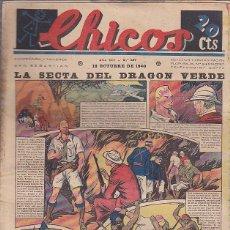 Giornalini: COMIC COLECCION CHICOS Nº 137. Lote 112240455