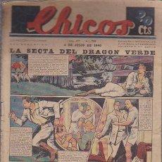 Giornalini: COMIC COLECCION CHICOS Nº 122. Lote 112242111