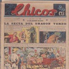Giornalini: COMIC COLECCION CHICOS Nº 128. Lote 112242131