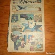 Tebeos: CHICOS Nº 73. 26 JULIO 1939. EL PAIS DE LAS ARENAS. CONSUELO GIL. 15 CTS. Lote 114106015