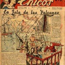 Livros de Banda Desenhada: CHICOS-190 (CONSUELO GIL, 3 DE DICIEMBRE DE 1941) CON JESÚS BLASCO Y EMILIO FREIXAS. Lote 121069519
