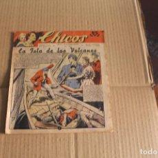 Livros de Banda Desenhada: CHICOS Nº 185, EDITORIAL CONSUELO GIL. Lote 121372695
