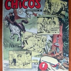 Tebeos: CHICOS Nº 2 - EDICIONES CID 1954. Lote 121715303