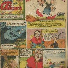 Tebeos: MIS CHICAS Nº 127 - FEBRERO 1944 - ANITA DIMINUTA - ORIGINAL. Lote 122830835