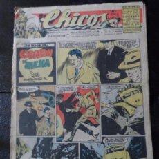Giornalini: CHICOS ORIGINAL Nº 459 EDITORIAL CONSUELO GIL AÑO 1947. Lote 122932371