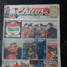 Giornalini: CHICOS ORIGINAL Nº 454 EDITORIAL CONSUELO GIL AÑO 1947. Lote 122932383