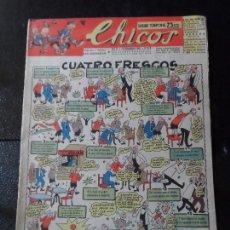 Giornalini: CHICOS ORIGINAL Nº 413 EDITORIAL CONSUELO GIL . Lote 122940555